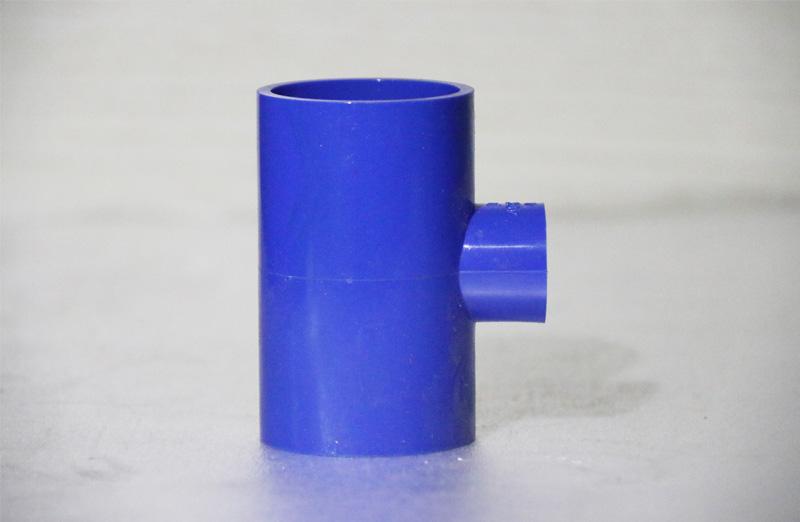 PVC给水管异径三通
