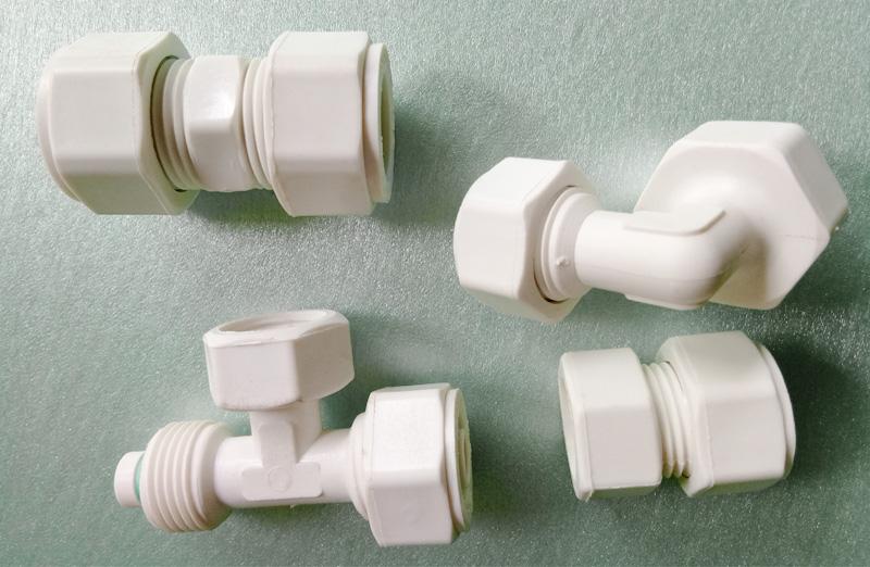 铝塑管管件