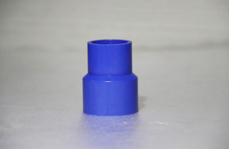 PVC给水管异径直接(蓝色)