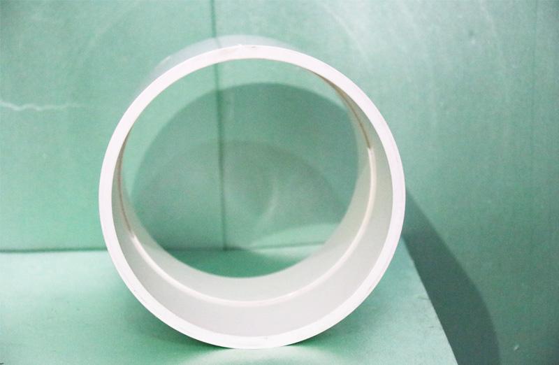PVC给水管直接